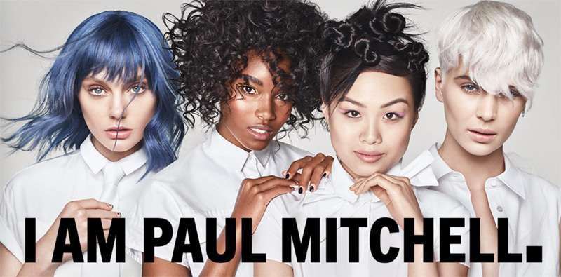 Paul Mitchell Models